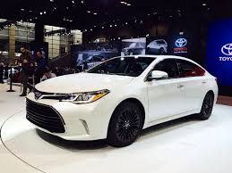 WATCH NOW: 2016 Toyota Avalon + Camry and Corolla Special Edition ...