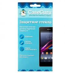 <b>Защитное стекло CaseGuru</b> (<b>3D</b>)(0.33мм) для Sony Xperia XZ ...