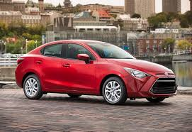Canada's 2016 Toyota Yaris Sedan Is A Rebadged Scion iA / Mazda2 ...