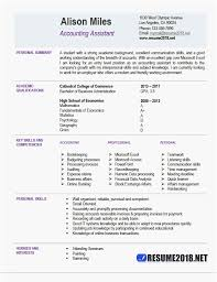 Accountant Assistant Resume Top Accounting Assistant Resume