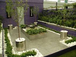 very nice front garden design small