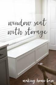 diy window seat. Plain Window How To Build A Window Seat  I Love This Plus It Has A Ton Inside Diy