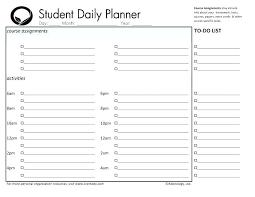 High School Assignment Sheet Template Thirdbattalion Info