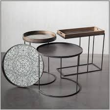 decoration in round tray coffee table with round tray on square coffee table coffee table home