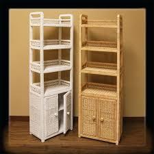 Wicker Corner Shelves bathroom wicker shelves patterndme 52