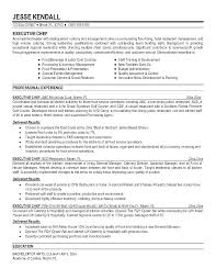 Culinary Resume Impressive Chef Resume Example Australia Templates Sample Cook Of Line Good