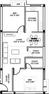 MM Sbi Colony (2BHK+2T (750 Sq Ft) 750 Sq Ft). This Floor Plan ...