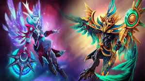 ncient fighter games dota 2 heroes vengeful spirit fantasy art