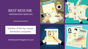 Best Resume Distribution Services