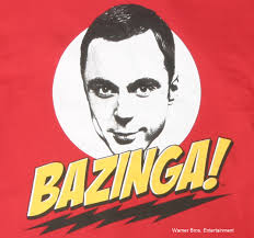 did the big bang theory originate the term bazinga the origins of the term though are interesting in their own right how did it work its way into the show did the show actually create the term which it