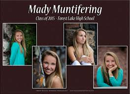 High School Graduation Announcement Mounds View Mn Senior Photographer Forest Lake High School