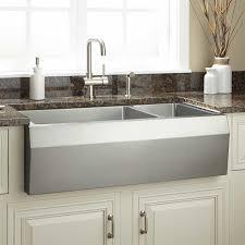 30 farmhouse sink. 36 Kingsley 70 30 Offset Double Bowl Stainless Steel Farmhouse Sink