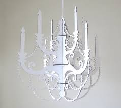 lighting ceiling fans modern cardboard candelabra centerpiece pertaining to paper chandelier party decorations
