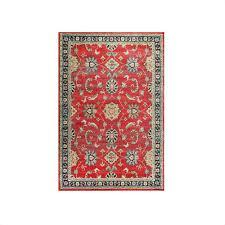 mastercraft ziegler 347 red black rug
