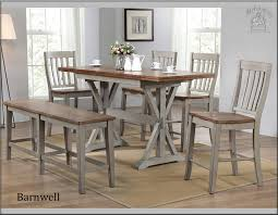 barnwell tall dining table