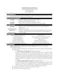 Best Resume Samples Pdf Science Resume Template Computer Science Resume Template Modern Best