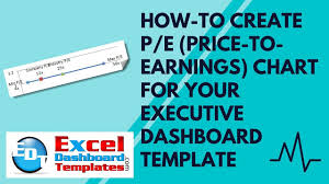 How-To Create P/e (Price-To-Earnings) Chart In Excel For Your ...