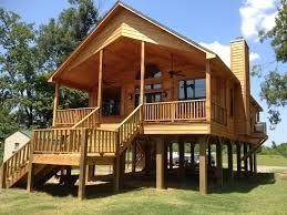 Build your house on stilts!