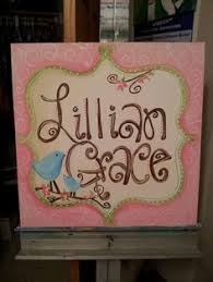 new baby gift personalized name canvas nursery decor painted for a friend s friend  on personalized baby girl wall art with personalized baby wall art 12x12 twinkle twinkle pinterest