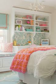 Girls Bedroom Ideas Pink And Orange 3