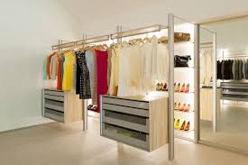 ... Fabulous Luxury Walk In Closet Pictures : Fantastic Walk In Closet  Picture With Metal Hanging Stall ...