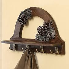 Coat Rack Hardware Unique CHAOYANG Wall Mounted Coat Rack Wallhung Coat Hooks32 Hardware