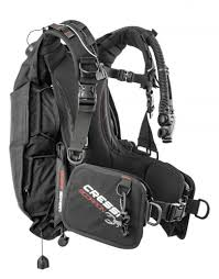 Cressi Travel Light Package Scorpion Bcd