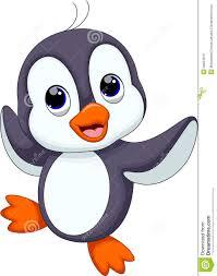 Dessin Anim Mignon De Pingouin Illustration Stock Image Pour