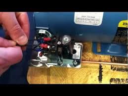 proper installation wiring procedure wiring to the air proper installation wiring procedure wiring to the air compressor s pressure switch