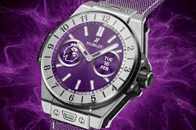 Ten talking points from the weekend football premier league, fa cup, old firm and wsl: Hublot Introduces The Big Bang E Premier League Hublot