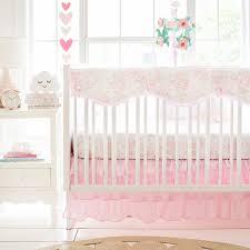 fl crib bedding wildflower