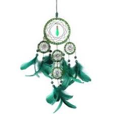 New Handmade Black <b>Dreamcatcher</b> Wind Chimes <b>Indian</b> Style ...