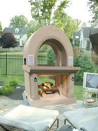 fireplace screens target surround block kits outdoor box building burner brick mantels for