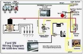 ford 2n tractor 6 volt wiring diagram ford wiring diagrams wiring ford 9n wiring diagram 12 volt conversion at Ford 2n Wiring Diagram
