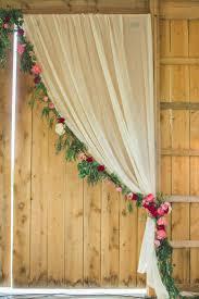 Curtains Wedding Decoration 17 Best Ideas About Curtain Backdrop Wedding On Pinterest