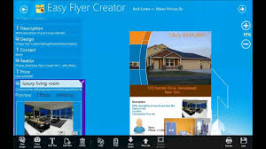 Flyer Creator Software Easy Flyer Creator Desktop Publishing Software Design