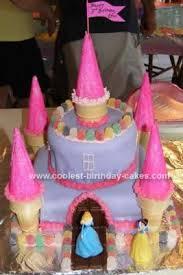 Coolest Princess Castle Cake Design Design Ideas Cake Princess
