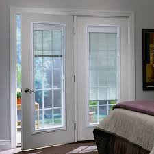 glass insert with blinds for door astonishing between inserts amazing french doors wonderful home ideas 3