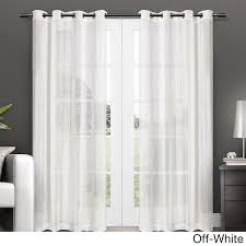 lighting exquisite white sheer curtains 96 1 white sheer curtains