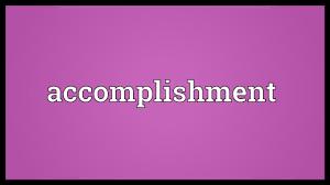 「accomplishment」の画像検索結果