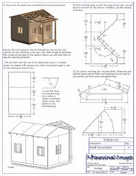 appealing cubby house plans plan luxury easy