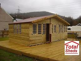 summer house office. 20×10 ULTIMATE LOG CABIN SUMMER HOUSE OFFICE BAR SHED TOP QUALITY GRADED TIMBER Summer House Office H