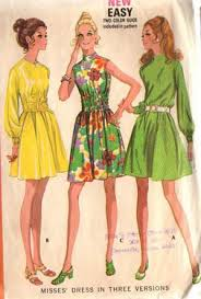 Mccalls Pattern Simple McCall's Patterns from the Past
