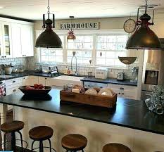 rustic farmhouse lighting country kitchen lighting rustic pendant lighting in a farmhouse kitchen french rustic farmhouse