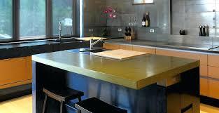 making concrete counter concrete island by design concrete exchange building concrete countertop forms in place making concrete countertops you
