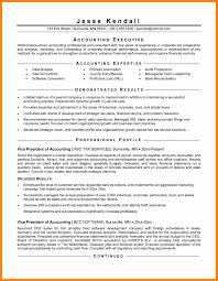 Amusing Accounting Resume Horsh Beirut