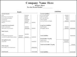 simple balance sheet example excel balance sheet simple balance sheet spreadsheet for excel 2