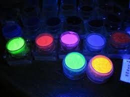 oh yeah black light glow eyeshadow lit cosmetics
