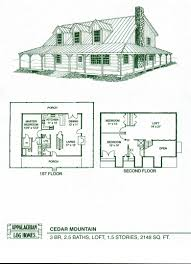 4 Bedroom Log Home Floor Plans And Cabin Ideas Picture Cabins