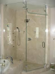 glass bathtub doors frameless frameless glass tub doors canada